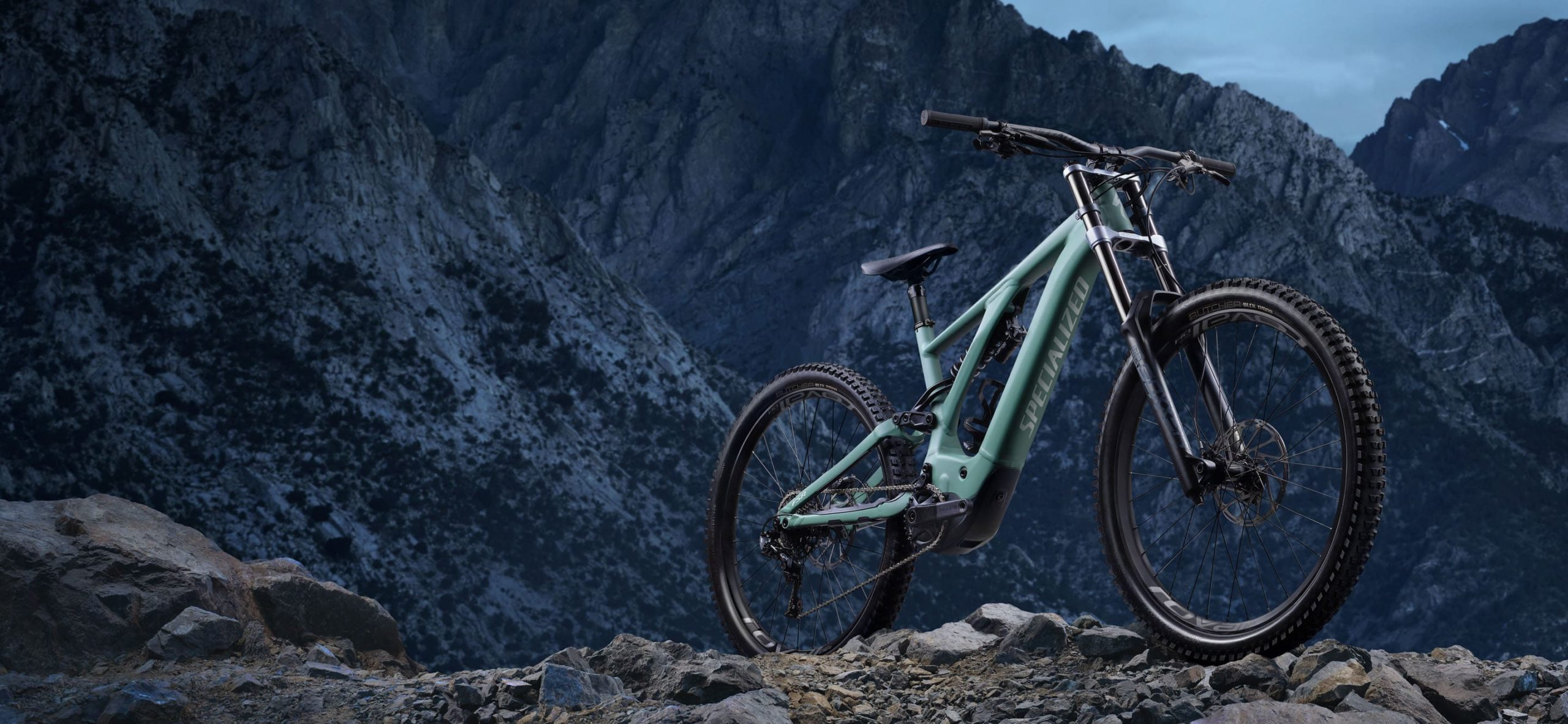 Vélo électrique Specialized Grenoble - La Mure